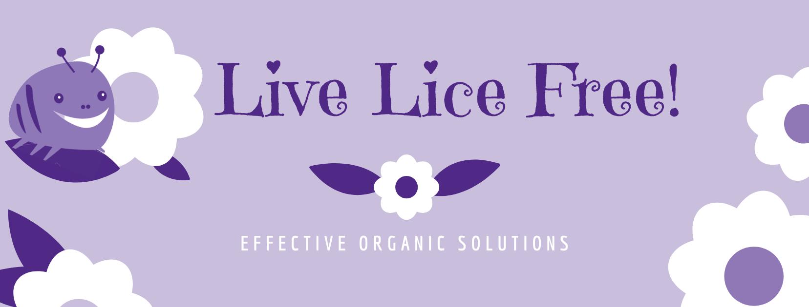 live lice free